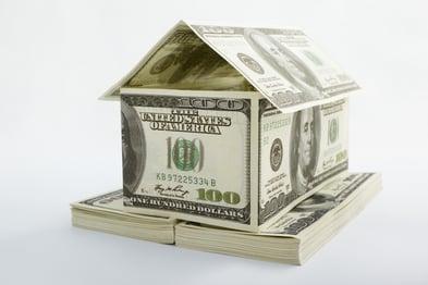 House of Dollarbills  white background cs9545198