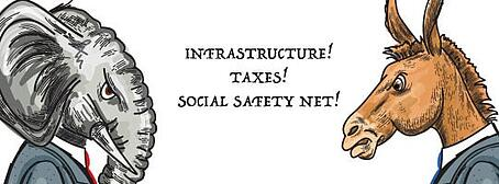 infrastructure - taxes