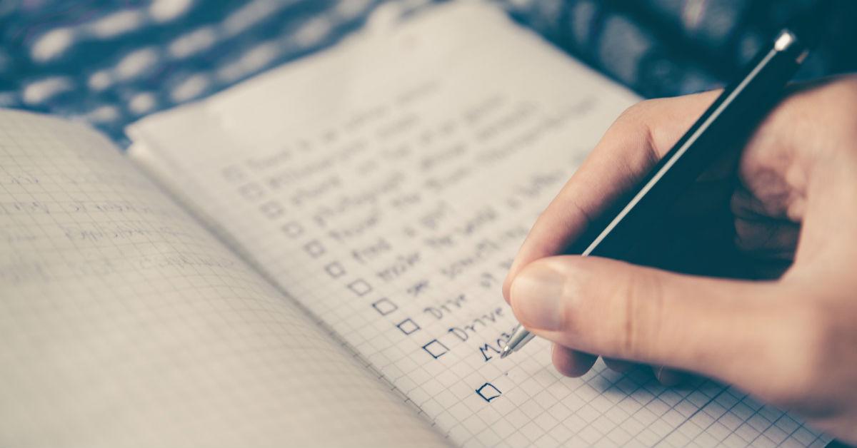executor-checklist